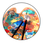 The Material World of Color: Chemical Characterization of Pigments in Art image
