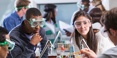 """I Can Be a Scientist, Too!"" How to Create Opportunity in the STEM Classroom image"