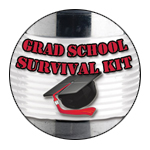 Surviving and Succeeding in Grad School image