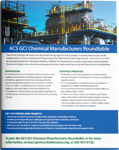 Download the Chemical Manufacturer's Roundtable Fact Sheet
