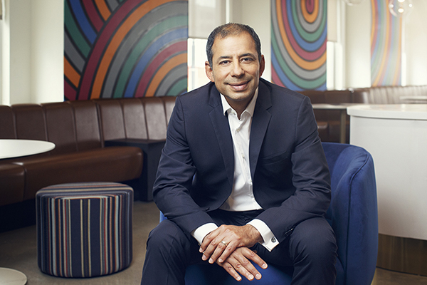 Victor Aguilar, Chief Research, Development and Innovation Officer, P&G image