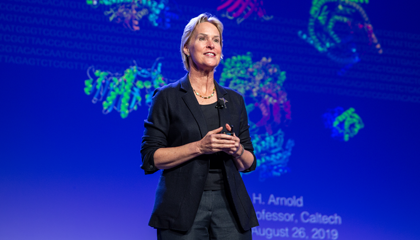 <b>  Prof. Frances Arnold - Nobel Laureate </b><br>  Innovation by evolution: Bringing new chemistry to life