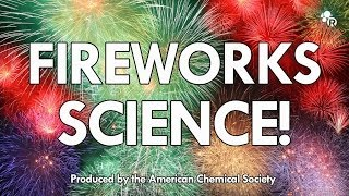 The Chemistry of Fireworks image
