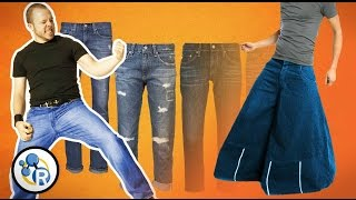 How Do Jeans Get Blue? image