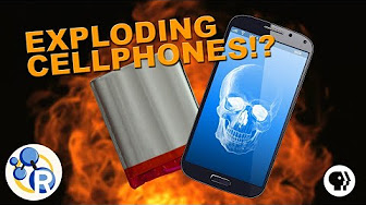 What Makes Smartphones Explode? image