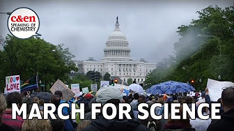 Why chemists marched for science – Speaking of Chemistry image