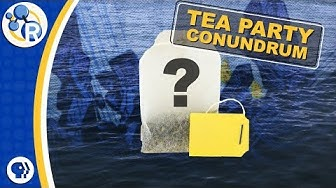 How Much Tea Would it Take to Turn the Boston Harbor into Tea? image