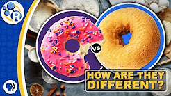 The Ultimate Donut Battle: Cake vs. Yeast image