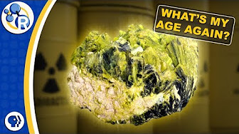How Do We Know the Half Life of Uranium & Can You Collect Gold Once It's Dissolved in Acid? image
