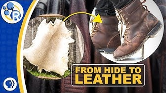 How is Leather Made? image